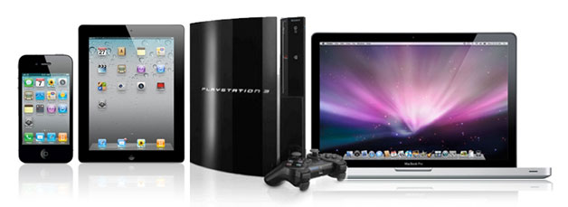 we buy cell phones, tablets, gaming systems, and laptops