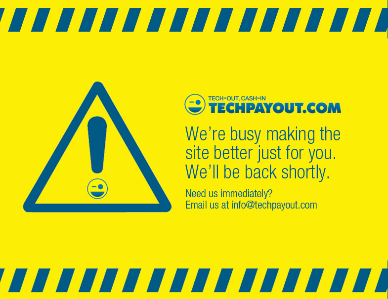 TechPayout is UNder construction